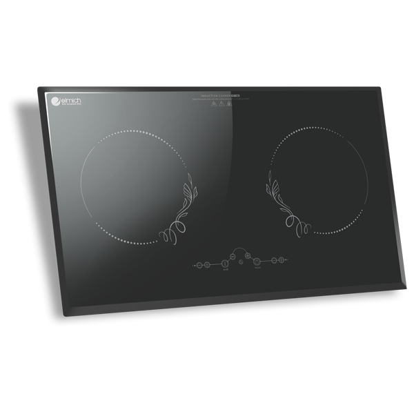 Double hob from Elmich ICE-3486